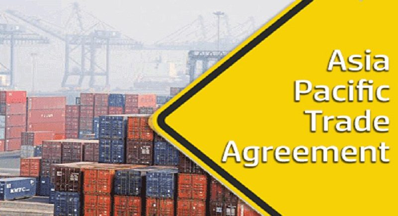 Exchange Of Tariff Concessions Through Fourth Round Of Negotiations