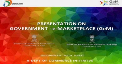 Government E Marketplace (GeM) Closes FY 2018-19 on a High Note-19