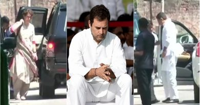 Is RaGa yet traumatized of losing Amethi? Series of visitors knock his home amid his insistence to quit