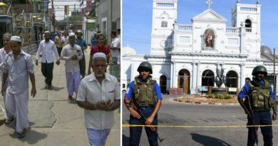 Overstaying with expired visas, Sri Lanka expels 200 Islamic clerics after Easter attack