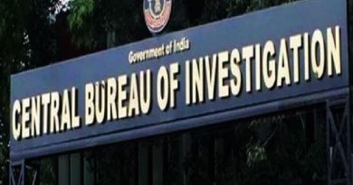 CBI ARRESTS AN APPRAISING OFFICER OF CUSTOMS DEPARTMENT IN A BRIBERY CASE