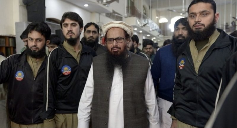 Right behind the bars; 26/11 mastermind Hafiz Saeed arrested in Lahore, sent to judicial custody