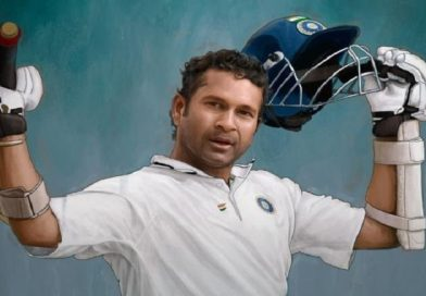 'Little Master' Becomes the Latest Person to Enter the ICC Hall of Fame!