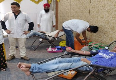 Free medical camp and blood donation camp organized in Andheri, 103 unit blood collected
