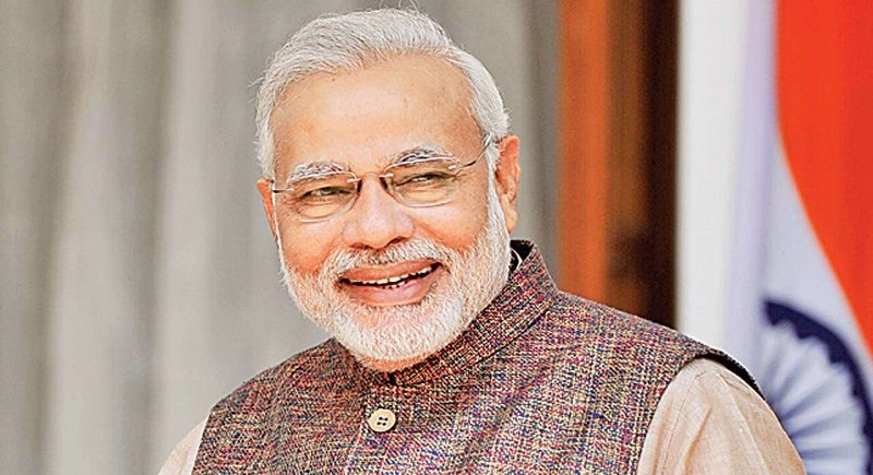 PM Narendra Modi showered with birthday wishes from all around