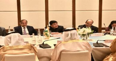 UAE-India 7th HLTFI meeting held in Abu Dhabi