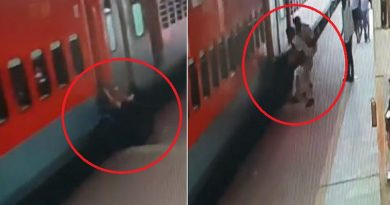 RPF Saves Lives in Running Train, Case of Ahmadabad Railway Station