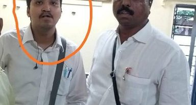 Central Railway's chief ticket inspector nab fake ticket examiner