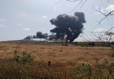 MIG fighter Aircraft Crashes near Goa Both Pilots Safe