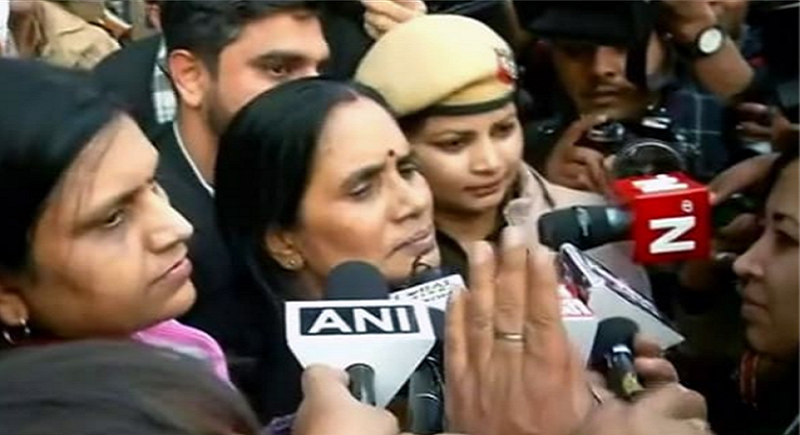 President rejects mercy plea of Nirbhaya convict Mukesh Singh