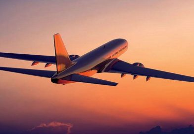 The government allows airlines to provide in-flight Wi-Fi services