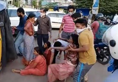 Visakhapatnam accident – stringent action must, against the concerned – Hindu Janajagruti Samiti