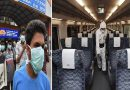 Indian Railways takes comprehensive measures for prevention of Corona Virus (COVID-19) infection