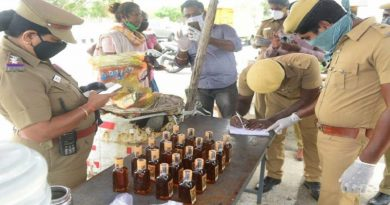 Maharashtra seals borders with other states to control liquor smuggling